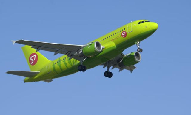 S7 Airlines :Тюмень — Салехард