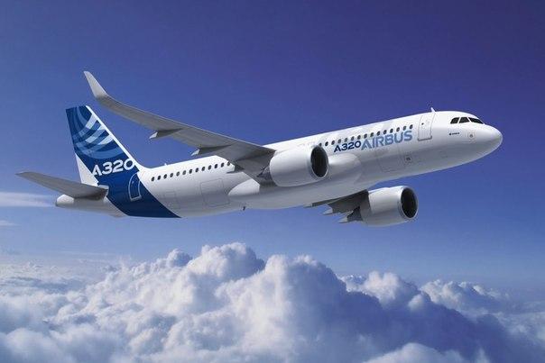 Прогноз Airbus
