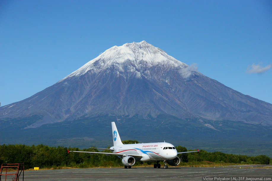 Туристы из Японии летят на Аляску через Камчатку