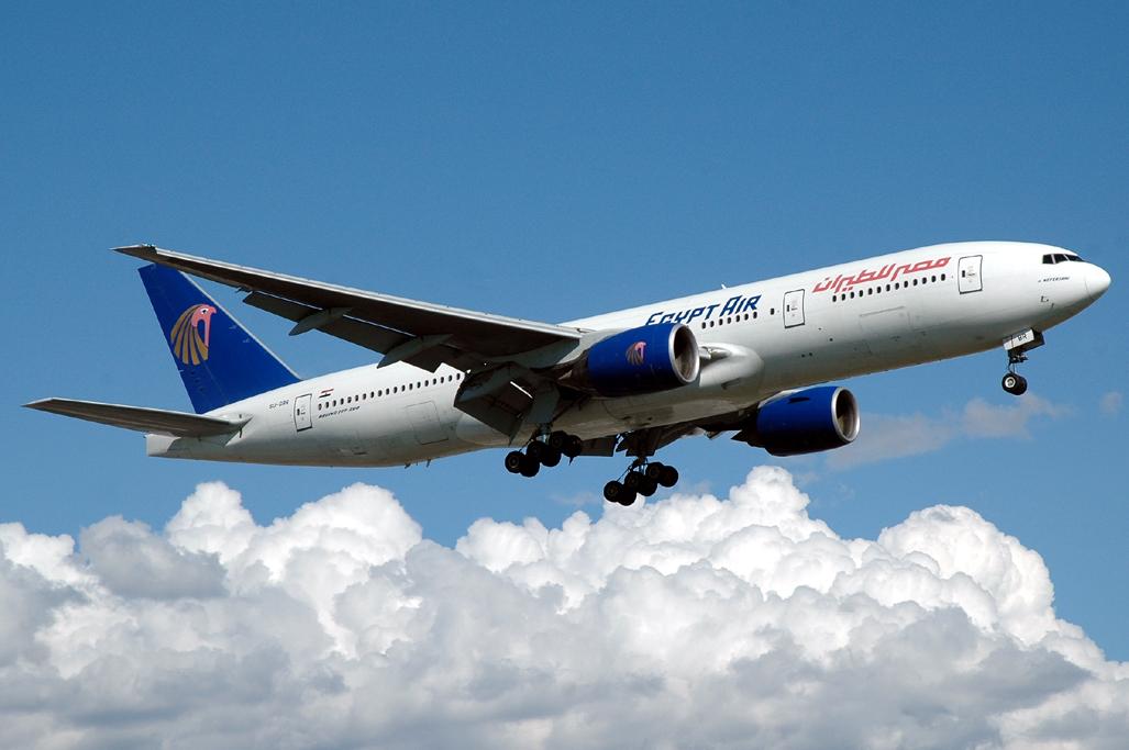 Авиакомпании EgyptAir запретили летать в Россию