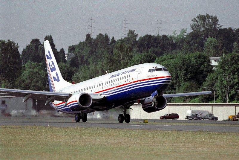 Отозван сертификат у Boeing 737 российских перевозчиков