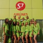S7 Airlines признана лучшей российской авиакомпанией