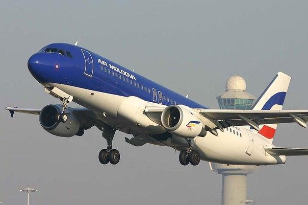 Air Moldova объявила о запуске новых рейсов в Киев и Одессу