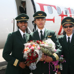 Ethiopian Airlines поставила на рейс экипаж, целиком состоящий из женщин