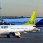 airBaltic улучшает услуги на маршрутах из Вильнюса и Таллина