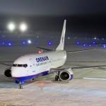 Orenair в предновогодние дни и каникулы выполнит более 200 дополнительных рейсов в РФ