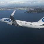 «ЮТэйр» вводит новый рейс Сургут – Новосибирск – Красноярск