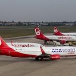 Авиакомпания Air Berlin прекратила полеты в Россию