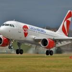«Чешские авиалинии» с апреля возобновляют прямые рейсы из Праги в Уфу
