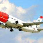Лоукостер Norwegian объявил о запуске трех рейсов из Франции в США