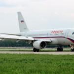 Объединенная авиакомпания «Россия» объявляет о начале полетов