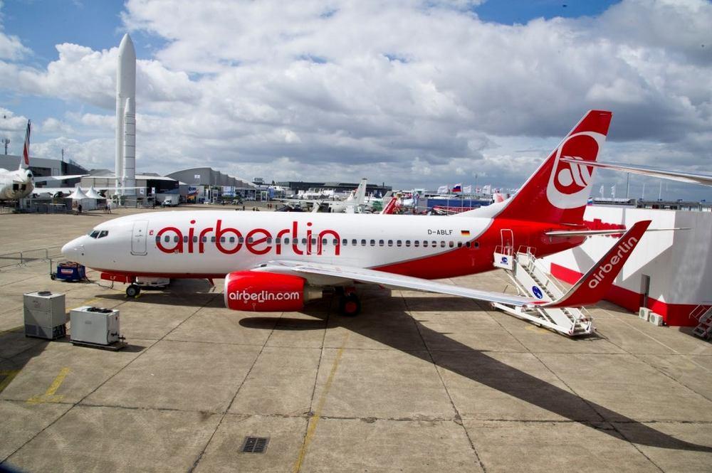 S7 Airlines и авиакомпания airberlin подписали соглашение о расширении код-шерингового соглашения, предусматривающее выполнение новых совместных рейсов.