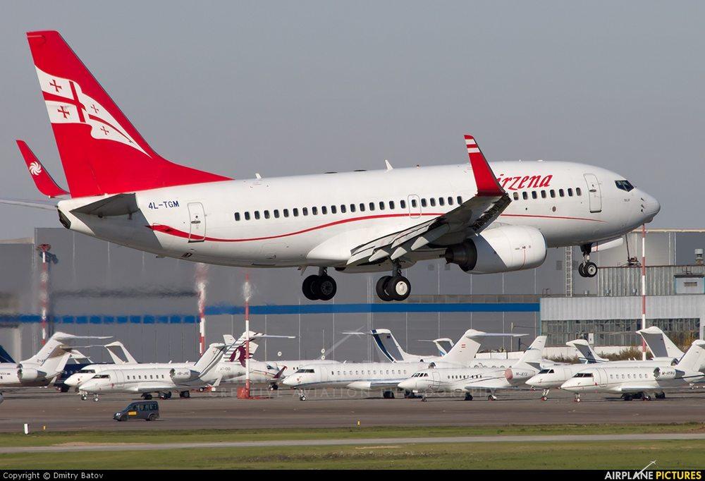 Armenia получит самолеты, находящиеся в эксплуатации у Airzena (Georgian Airways)