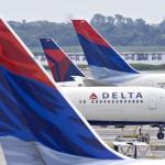 Американская Delta Airlines возобновит полеты в РФ с 16 мая