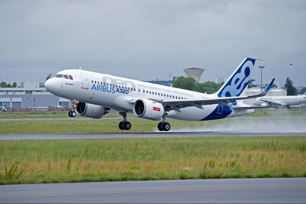 Czech Airlines получает семь новых самолетов Airbus A320neo