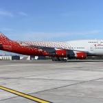 Авиакомпания «Россия» начала полеты из международного аэропорта Внуково в Пунта-Кану