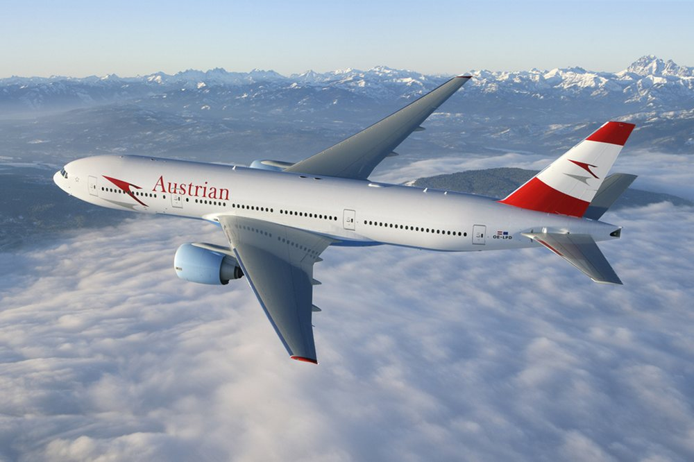 Austrian Airlines B777