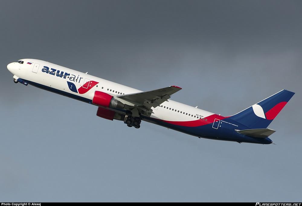 Azur air летит в Тунис