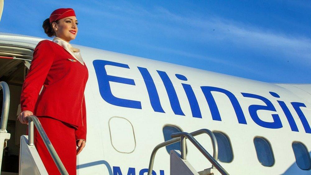 Греческая авиакомпания, базирующаяся в международном аэропорту Салоники.