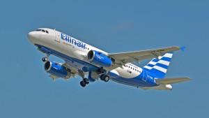 Греческая авиакомпания Ellinair анонсировала летную программу из Стригино