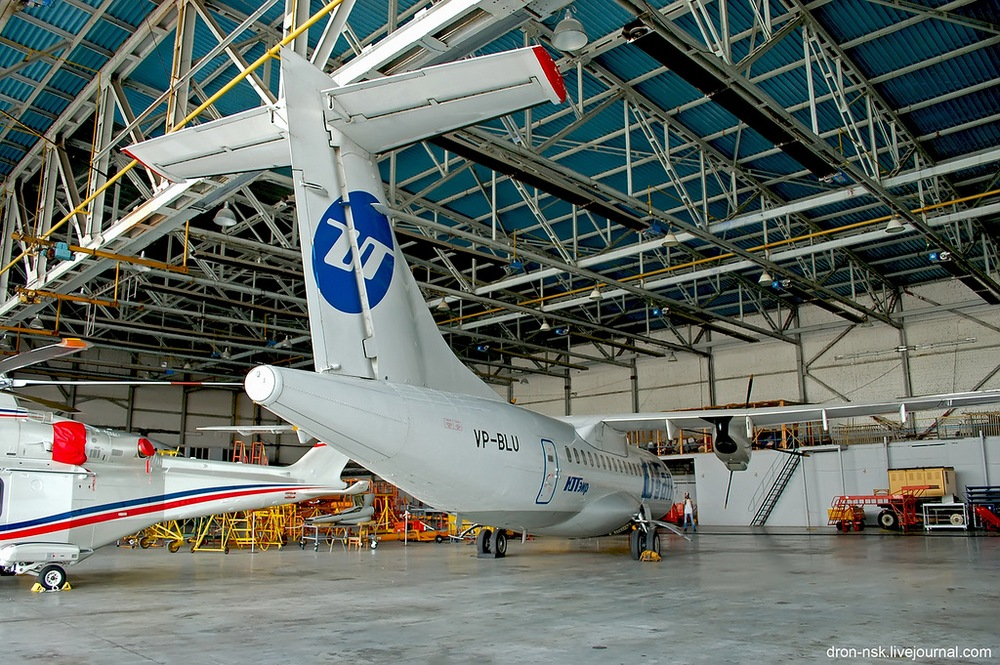 UTG maintenance and engineering отмечает три года с момента первого ТО