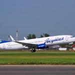 Авиакомпания «Якутия» получила четвертый Boeing 737-800