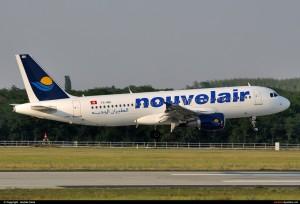 В Шереметьево начинает выполнять полеты Nouvelair Tunisie