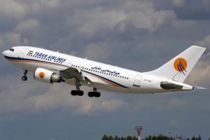 На грузинский авиарынок входит иранский перевозчик TABAN Airlines
