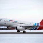 Авиакомпания «Ямал» приступила к коммерческой эксплуатации SSJ 100