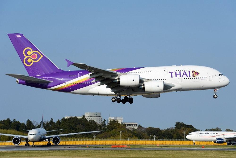 Thai Airways официально объявила о возобновлении рейсов в Москву с ноября