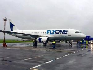 Fly One начала выполнять регулярные рейсы из Домодедово