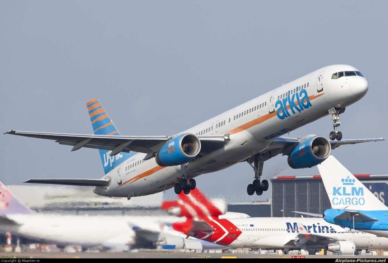 Arkia - второй по величине перевозчик Израиля после авиакомпании El Al