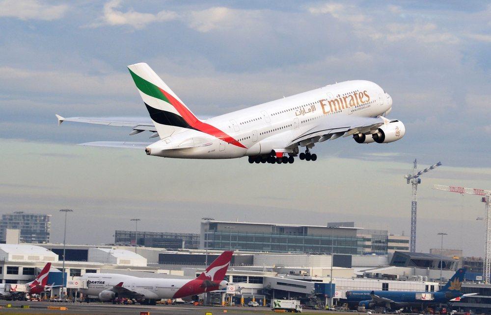 Эмирейтс начнет полеты на флагманском лайнере А380 в Москву