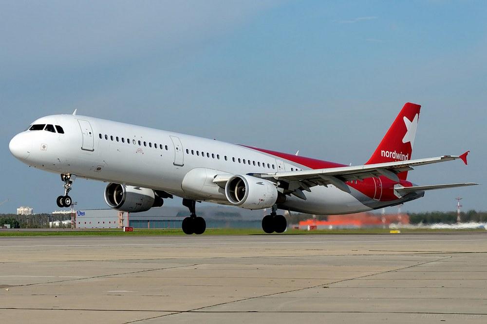 Авиакомпания NordWind вернулась в аэропорт Домодедово