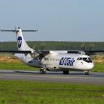 «ЮТэйр» вводит новый рейс из Красноярска в Иркутск