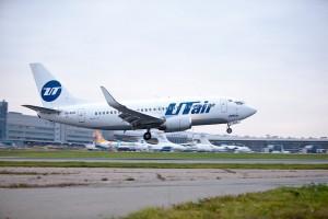 «ЮТэйр» вводит новые рейсы в Баку и Грозный
