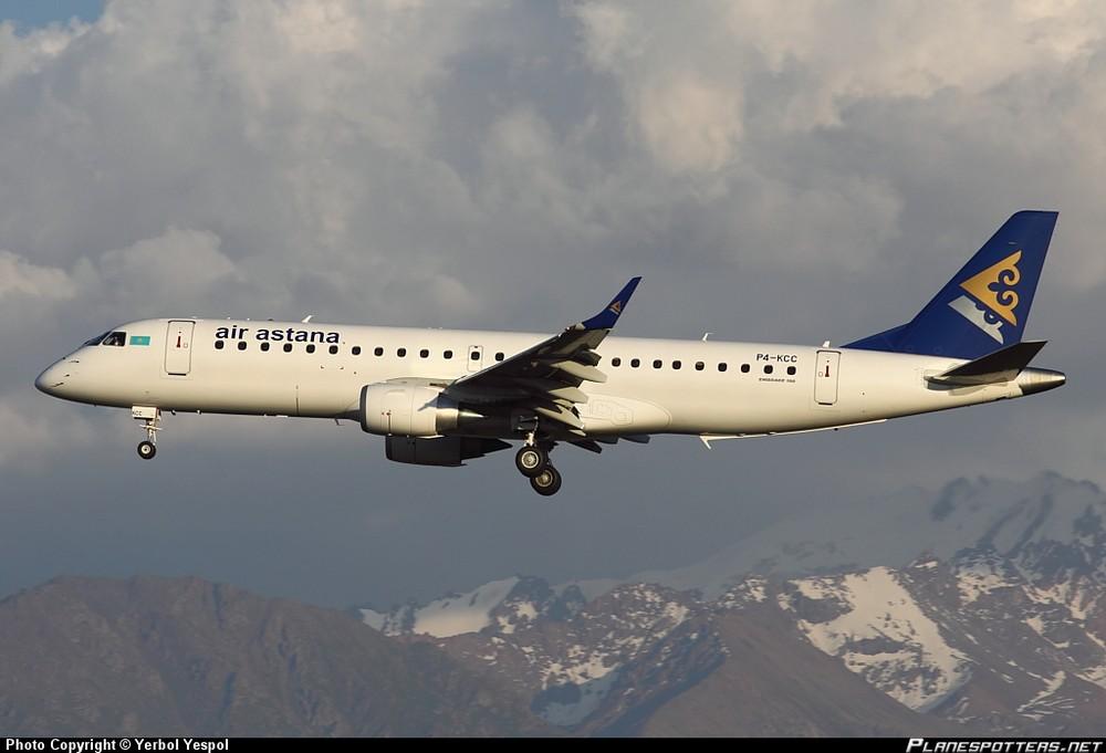 Открывается прямое авиасообщение между Тегераном и Алма-Атой