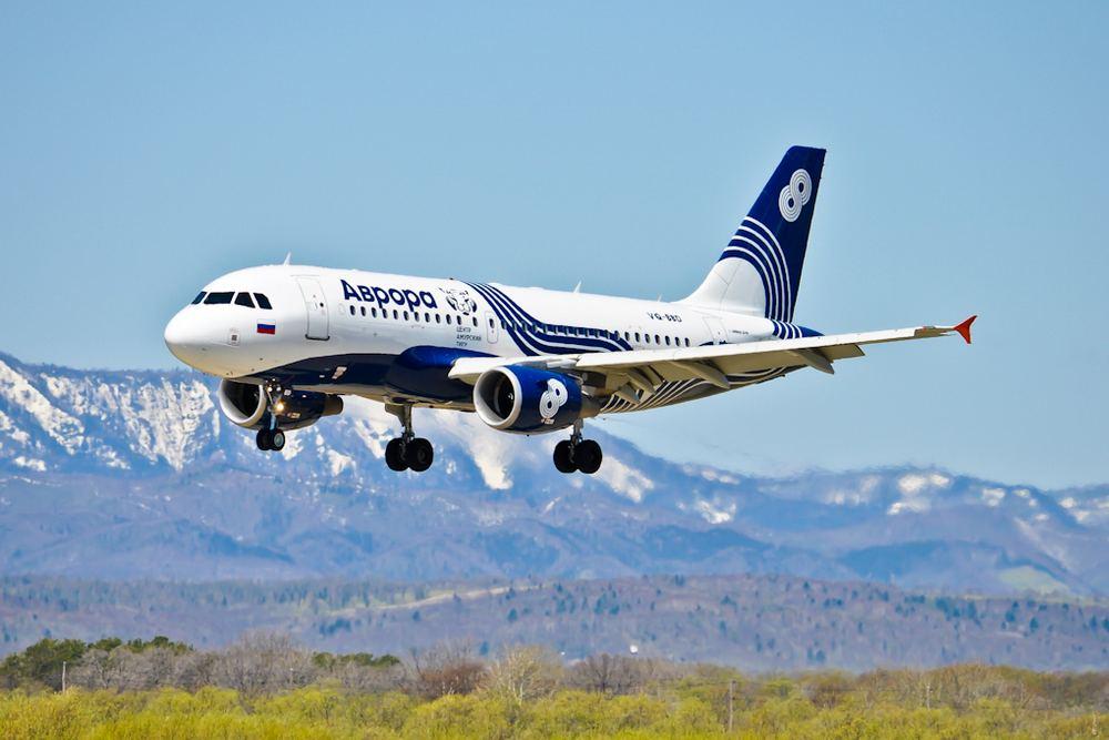 """Авиакомпания """"Аврора"""" вводит дополнительный рейс в Пекин"""