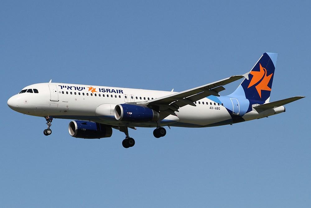 Израильская авиакомпания Israir Airlines открыла рейс из Сочи в Тель-Авив