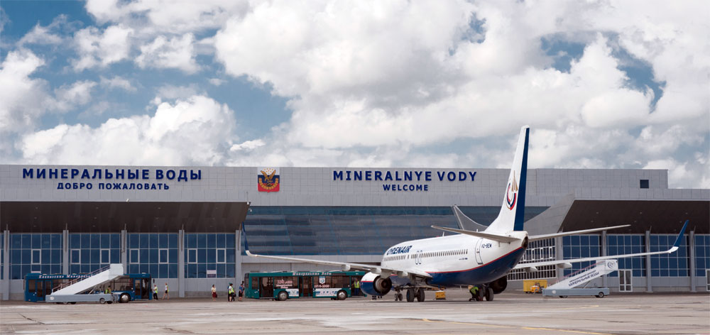 Курортные направления из аэропорта Минеральные Воды