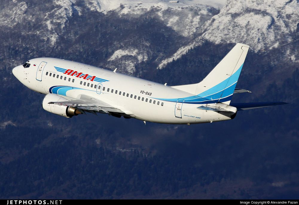 """Авиакомпания """"Ямал"""" открывает прямые регулярные рейсы из Тюмени в Дубай"""