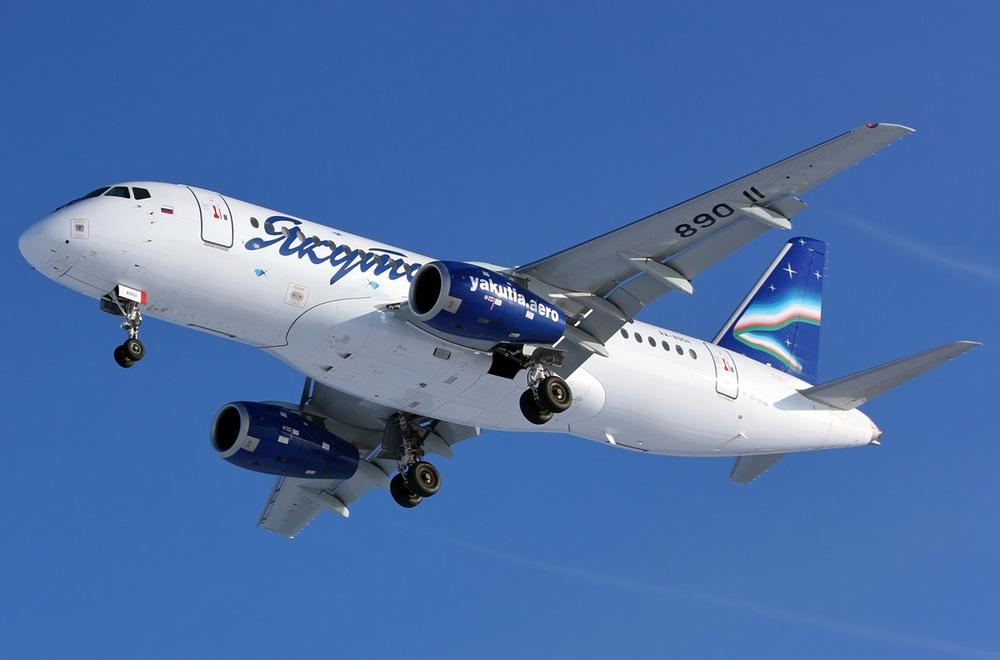 Новый рейс Владивосток - Магадан - Владивосток