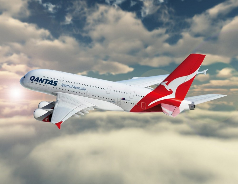 Qantas открывает беспосадочное сообщение между Австралией и Европой