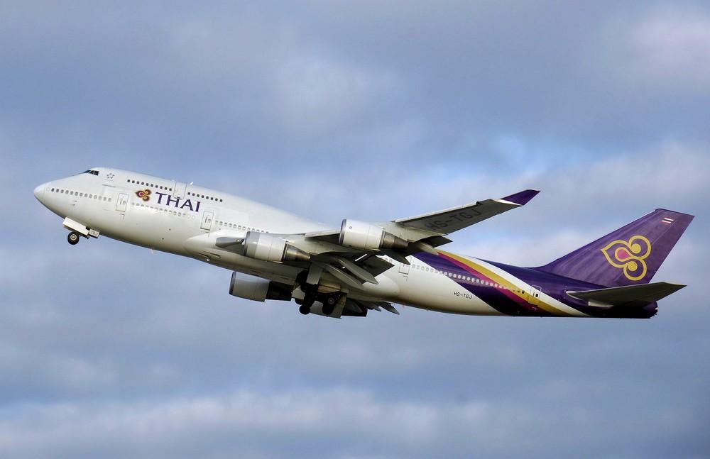 Авиакомпания Thai Airways снова летает из Москвы в Бангкок
