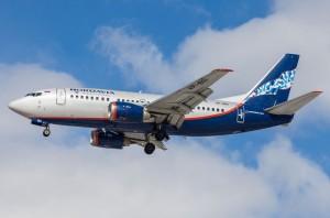 Нордавиа открыла продажу на рейсы в Калининград, Анапу и Сочи