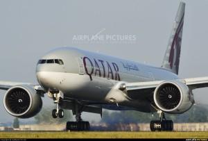 самолет Qatar Airways завершил самый длительный прямой перелет в мире