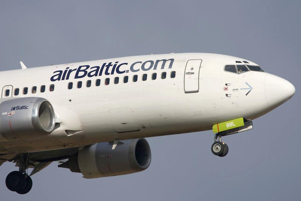 Пять самых популярных направлений airBaltic в пасхальные праздники
