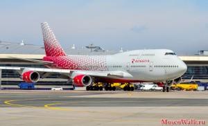 Двухпалубные Boeing 747 начнут летать из Екатеринбурга в Сочи, Грецию и Турцию
