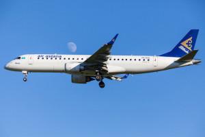 Air Astana переходит на ежедневную частоту выполнения полетов из Новосибирска в Астану