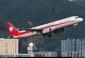 Китайская Sichuan Airlines начала выполнять регулярные полеты из Харбина во Владивосток